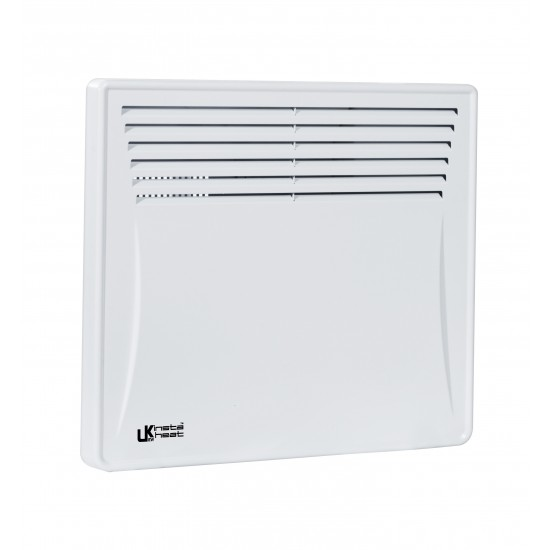 UKEW Insta Heat 1KW Panel Convector Heating With Digital Timer Lot 20 Compliant
