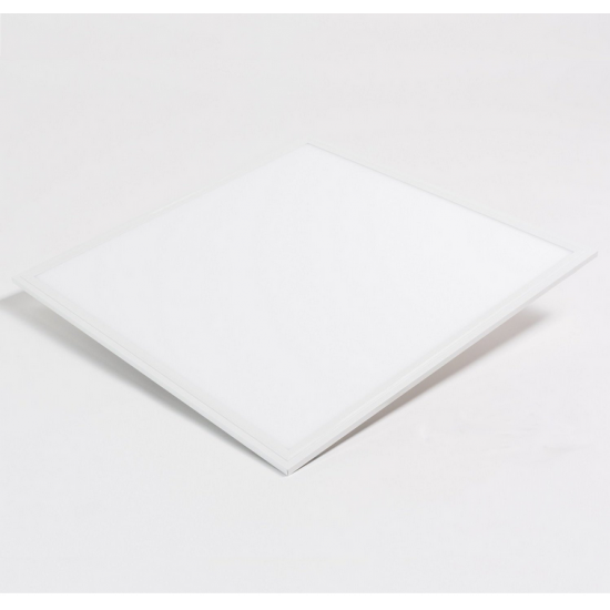 40W LED Panel Light Aluminium White Frame 600 x 600 Flicker Free 3 Year Warranty