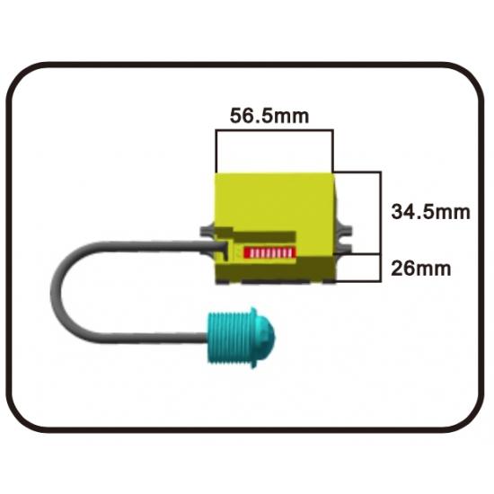 Mini removable PIR infrared motion sensor switch  UKEW™