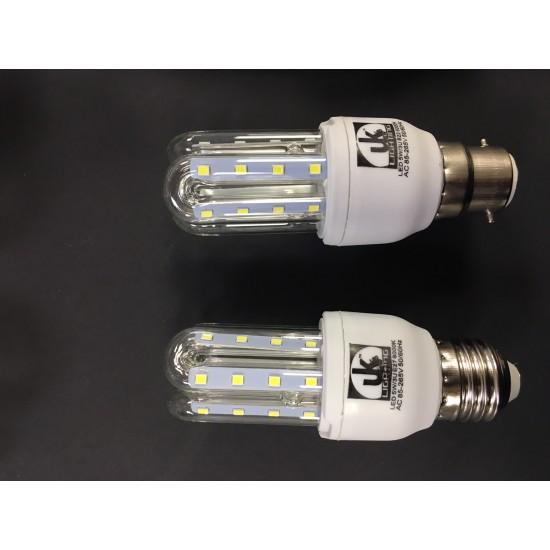 LED Corn Light Bulb Energy Saving Lamp Light E27 B22 3U 4U 5/9/20/30W LED