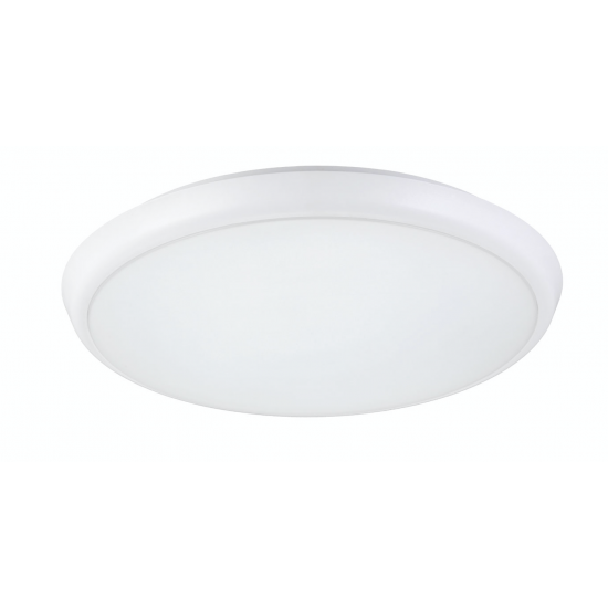 22W Led Surface Mount Ultra Slimline Microwave Sensor Motion Detect Bulkhead Daylight White 6000K