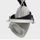 35W LED Commercial Recessed Ceiling Scoop Wall Washer Tilt Downlight 4000K