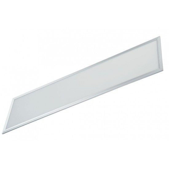 LED Panel 1200x300  44w, 2800Lm, light output  6000K