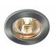 Fixed GU10 Ceiling Spotlight Downlight Satin Finish UKEW®