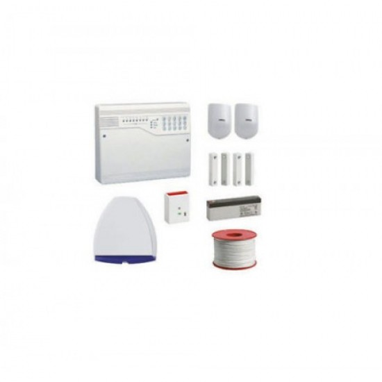 ADE Honeywell G4 Pet Tolerant Intruder Alarm Pro Kit- Alarm System ALA-8EP409-UK