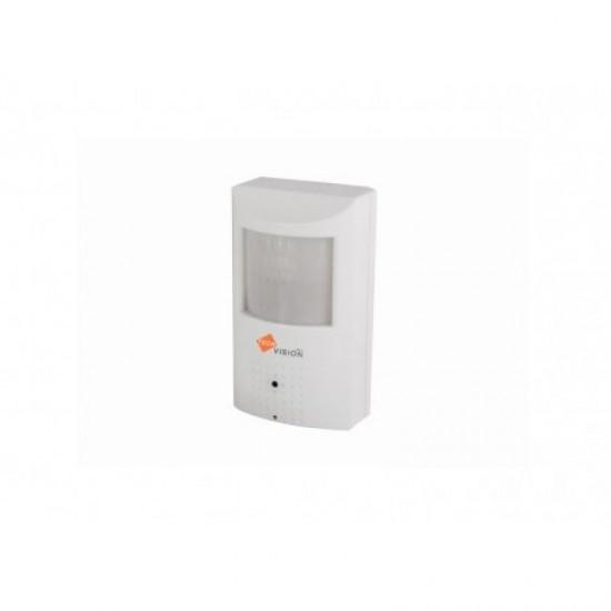"CCTV Spy Covert Camera 700TVL Sony Chip 1/3"" CCD 3.6mm Lens White Pir Design"