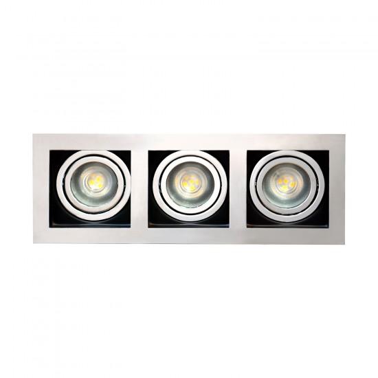 Commercial Premium Recessed Square Ceiling Spotlight Downlights
