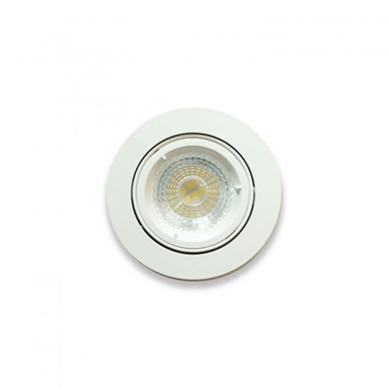 GU10 LED Recessed Twist Lock Lights Ceiling Spots Ceiling Downlight Spotlights