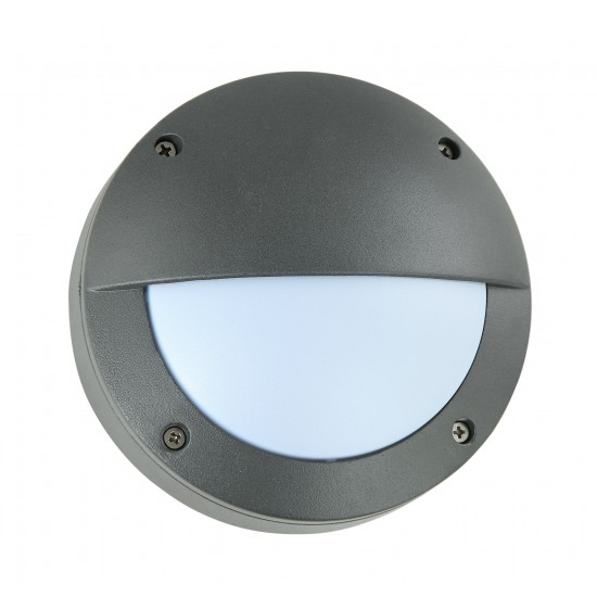 UKEW Outdoor Mini Bulkhead Round Eyelid Design IP65 Waterproof