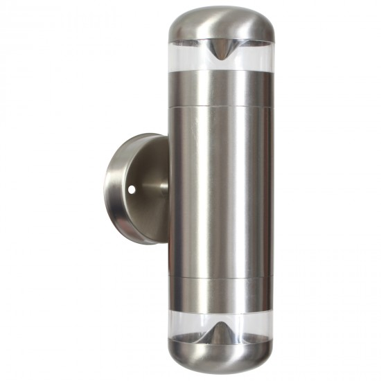 UKEW® Outdoor / Indoor wall light Stainless Steel IP44
