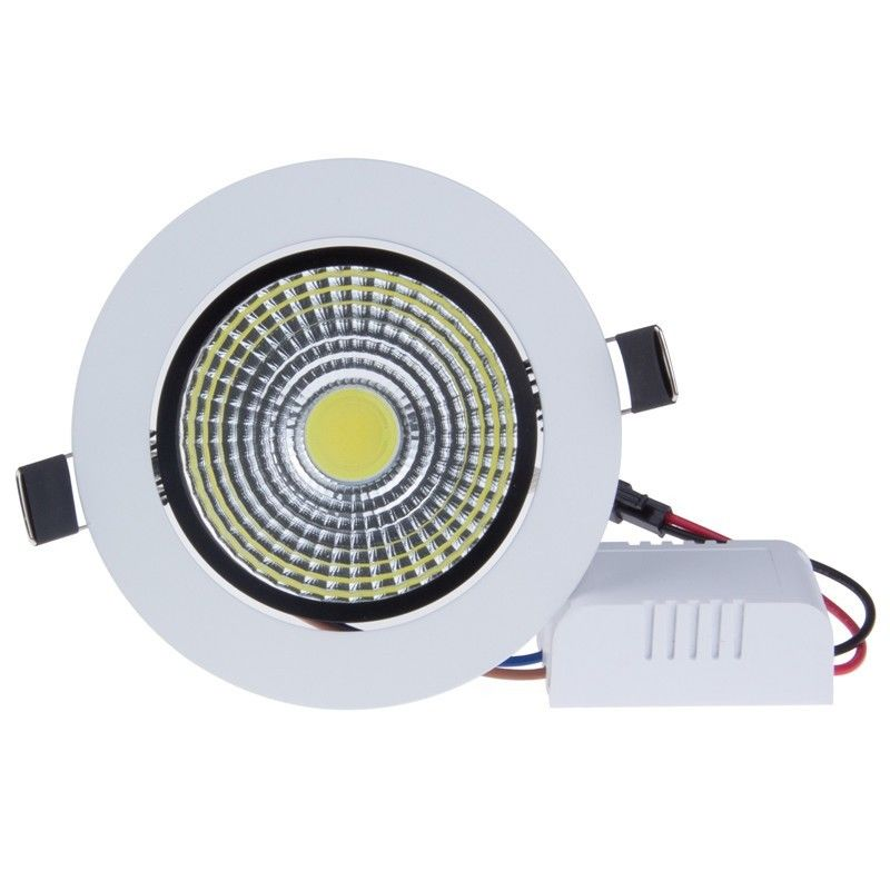 Led Light Fixture Dimmable: Led Integrated Downlight